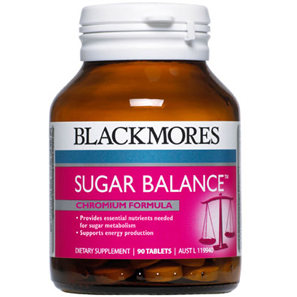 Sugar Balance Formula (Chromium)