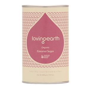 Loving Earth Coconut Sugar - Organic