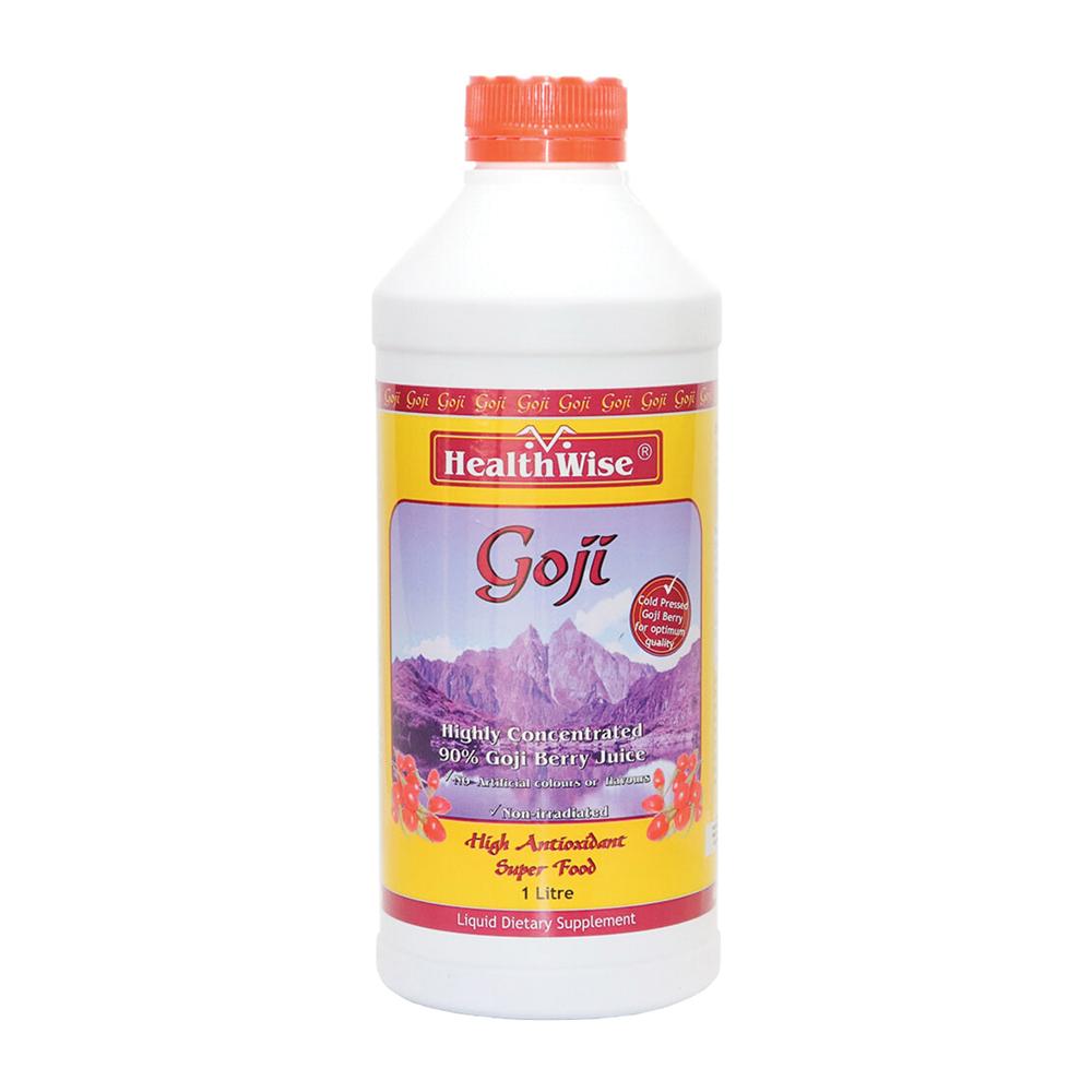 HealthWise Goji Juice 1L