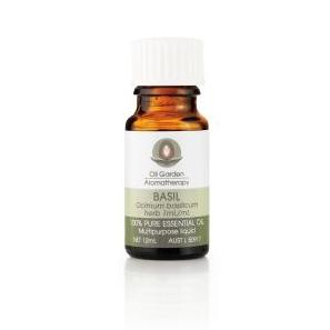 Oil Garden Basil Pure Essential Oil