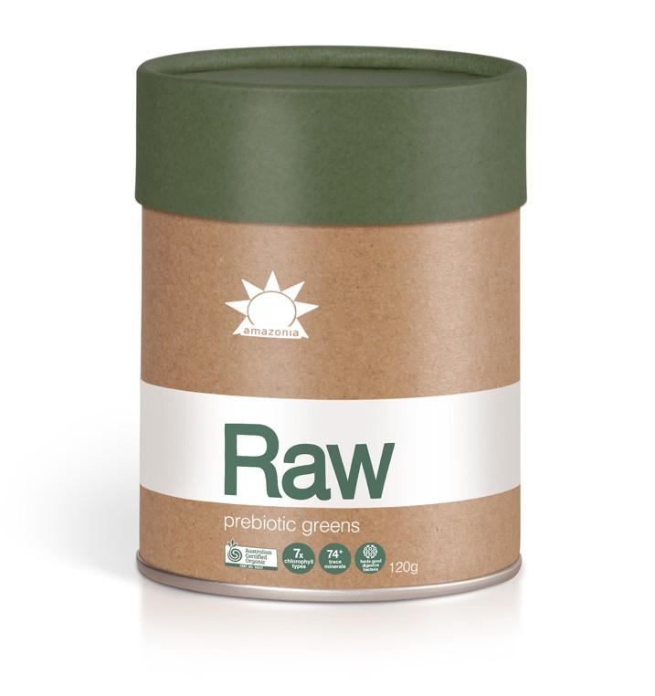 Amazonia Raw Prebiotic Greens