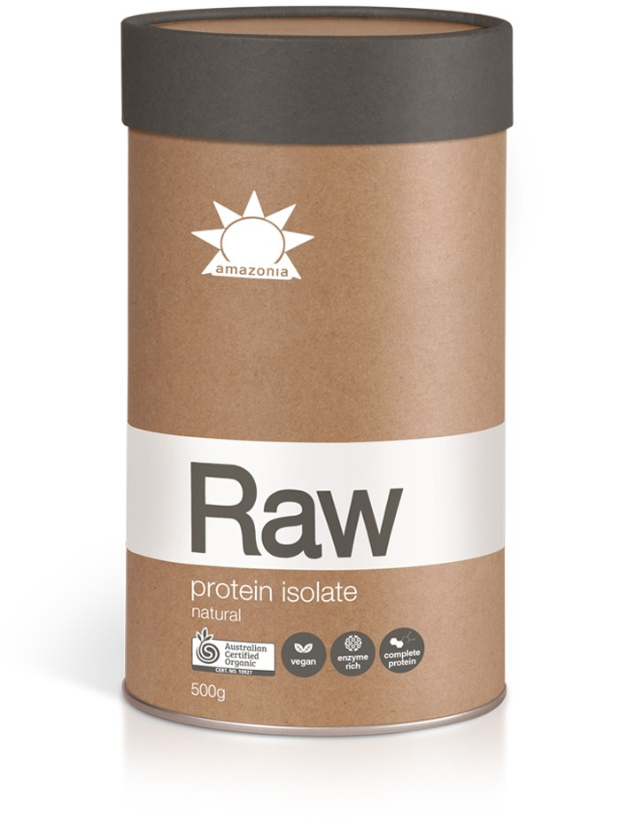 Amazonia Raw Protein Isolate - Natural