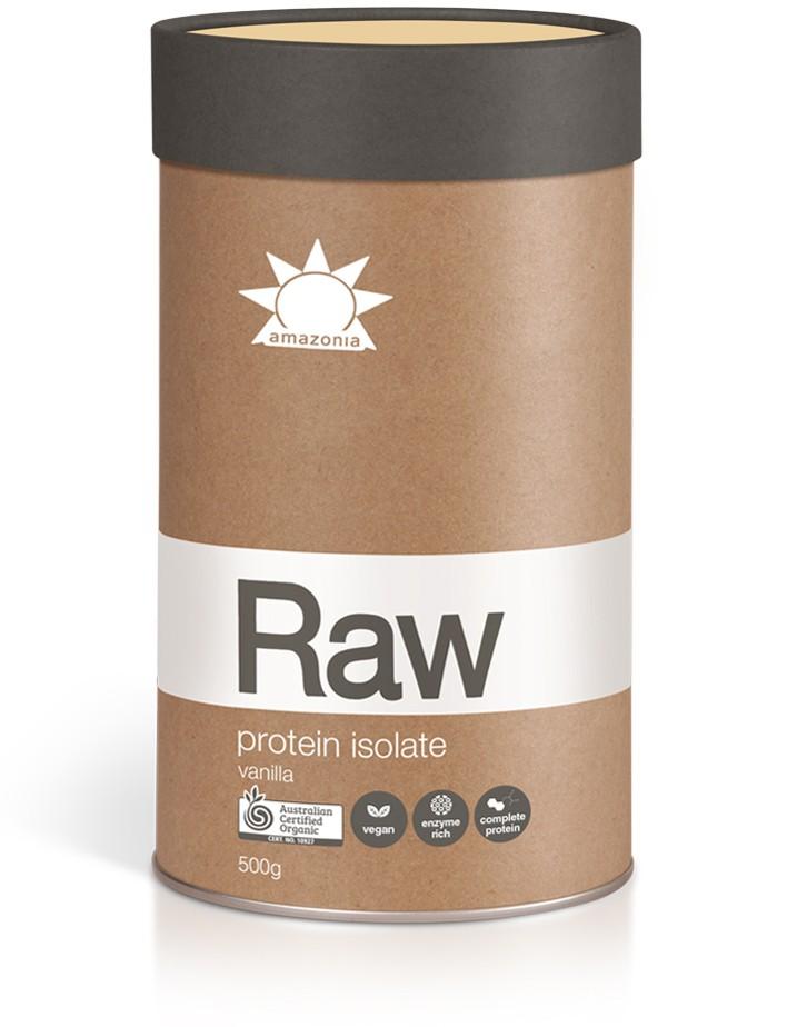 Amazonia Raw Protein Isolate - Vanilla