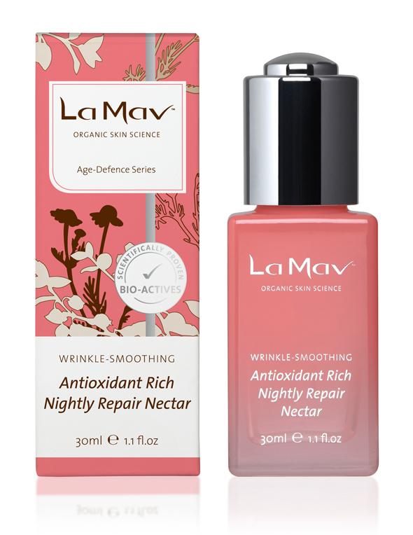 La Mav Antioxidant Rich Nightly Repair Nectar