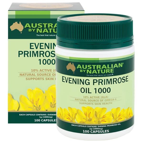 Australian by Nature Evening Primrose Oil