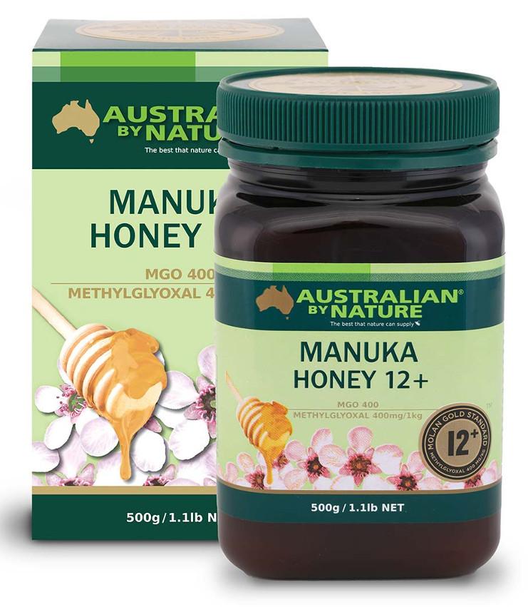 Australian by Nature Manuka Honey 12+ MGO400