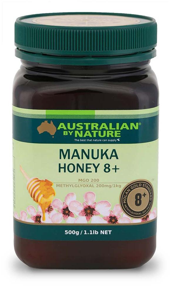 Australian by Nature Manuka Honey 8+ MGO200