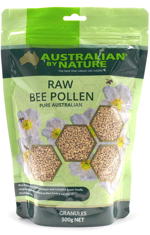 Australian by Nature Raw Bee Pollen Granules