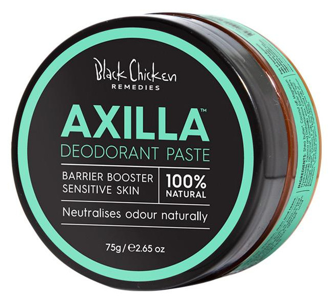 Black Chicken Axilla Deodorant Paste | Barrier Booster