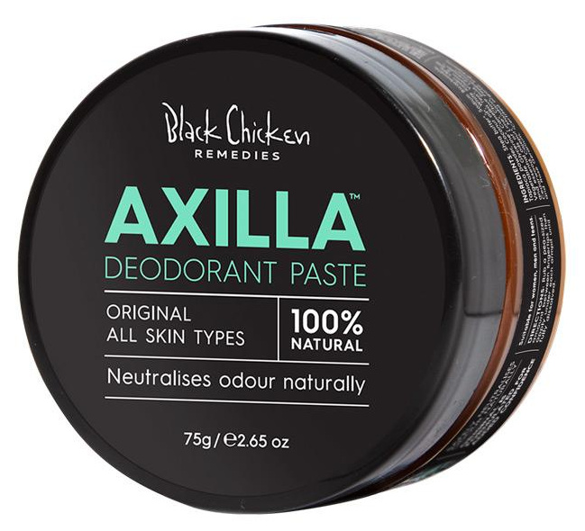 Black Chicken Axilla Deodorant Paste | Original