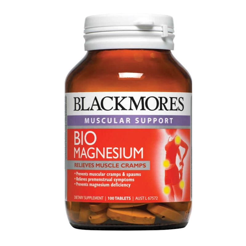 Blackmores Bio Magnesium - Healthy Muscle Function