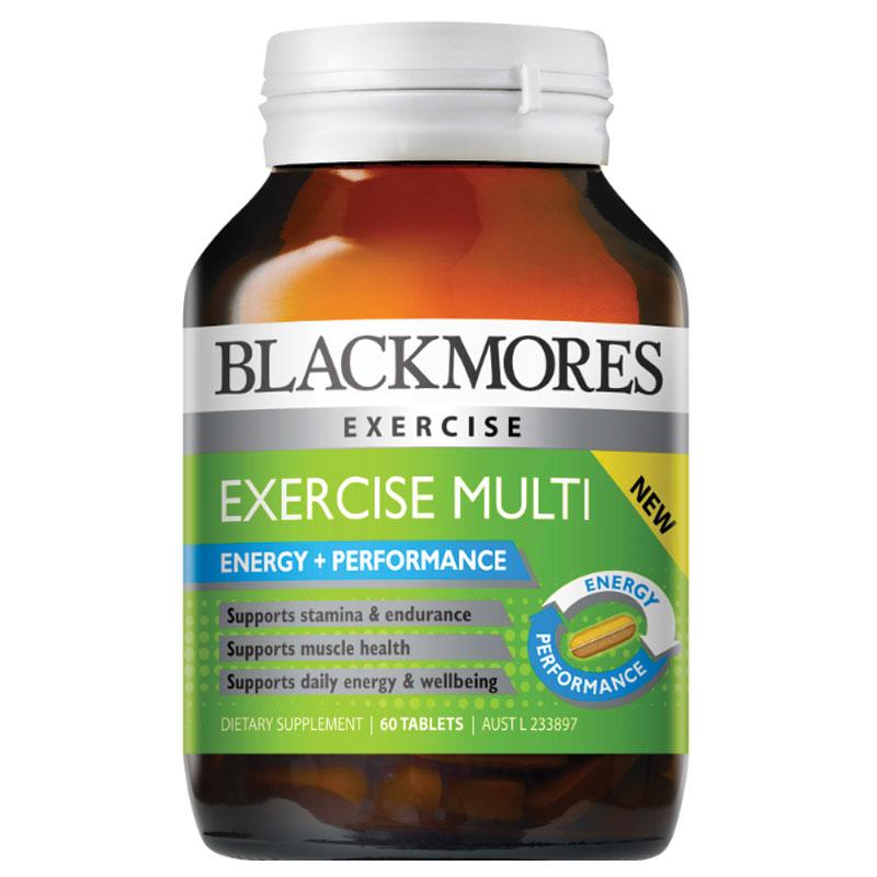 Blackmores Exercise Multi