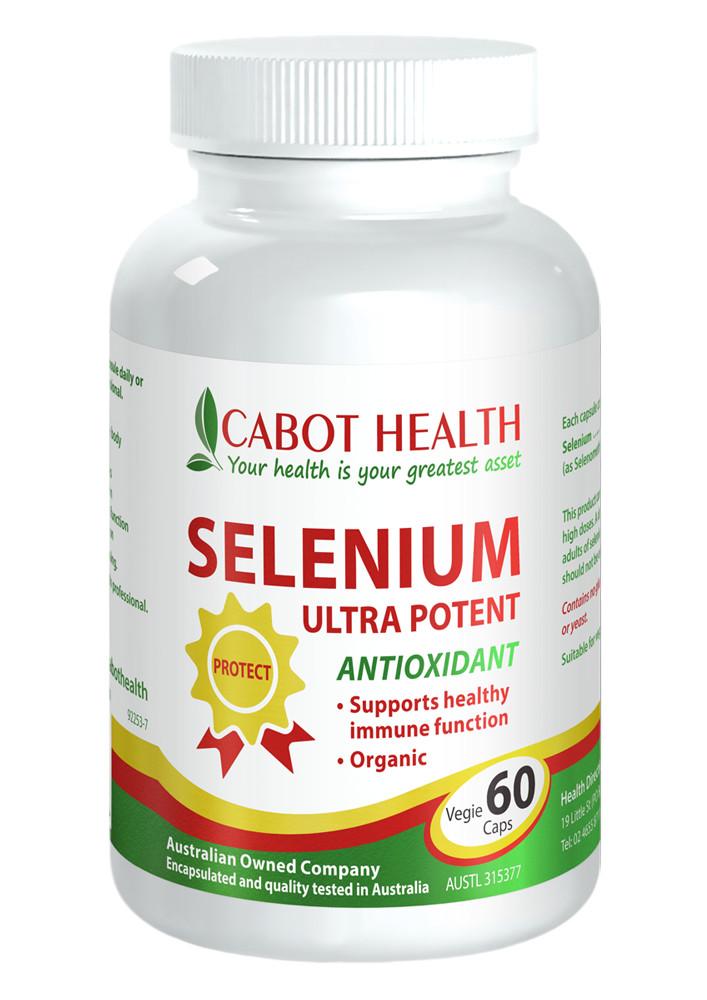 Selenium Complete Ultra Potent