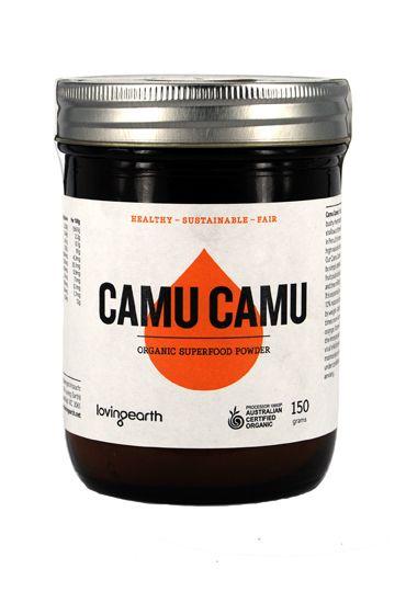 Camu Camu Powder :: Raw Organic