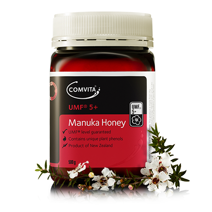 UMF 5+ Manuka Honey :: Comvita