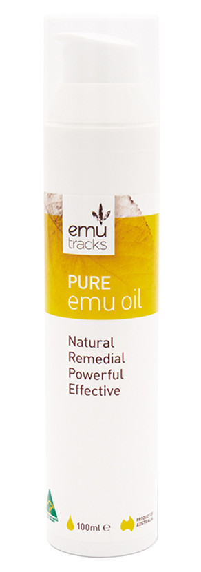 Emu Tracks Pure Emu Oil 100ml