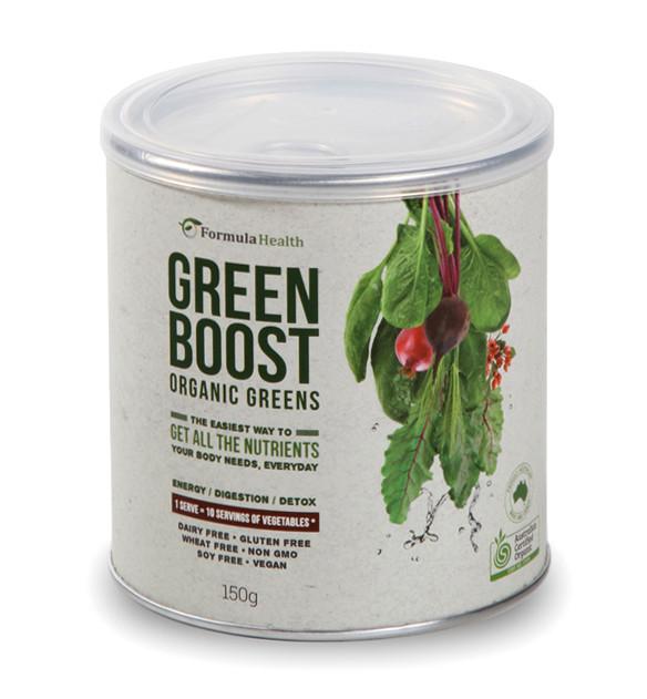 Green Boost Organic Greens