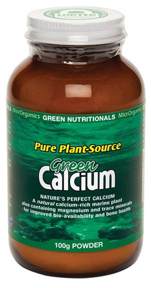 Green Calcium Powder :: 100% Plant Source