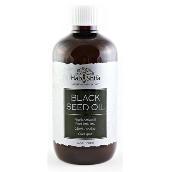 Hab Shifa Black Seed Oil