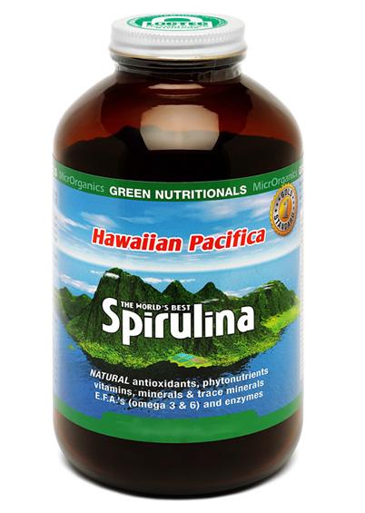 Spirulina Powder - Hawaiian Pacifica Spirulina