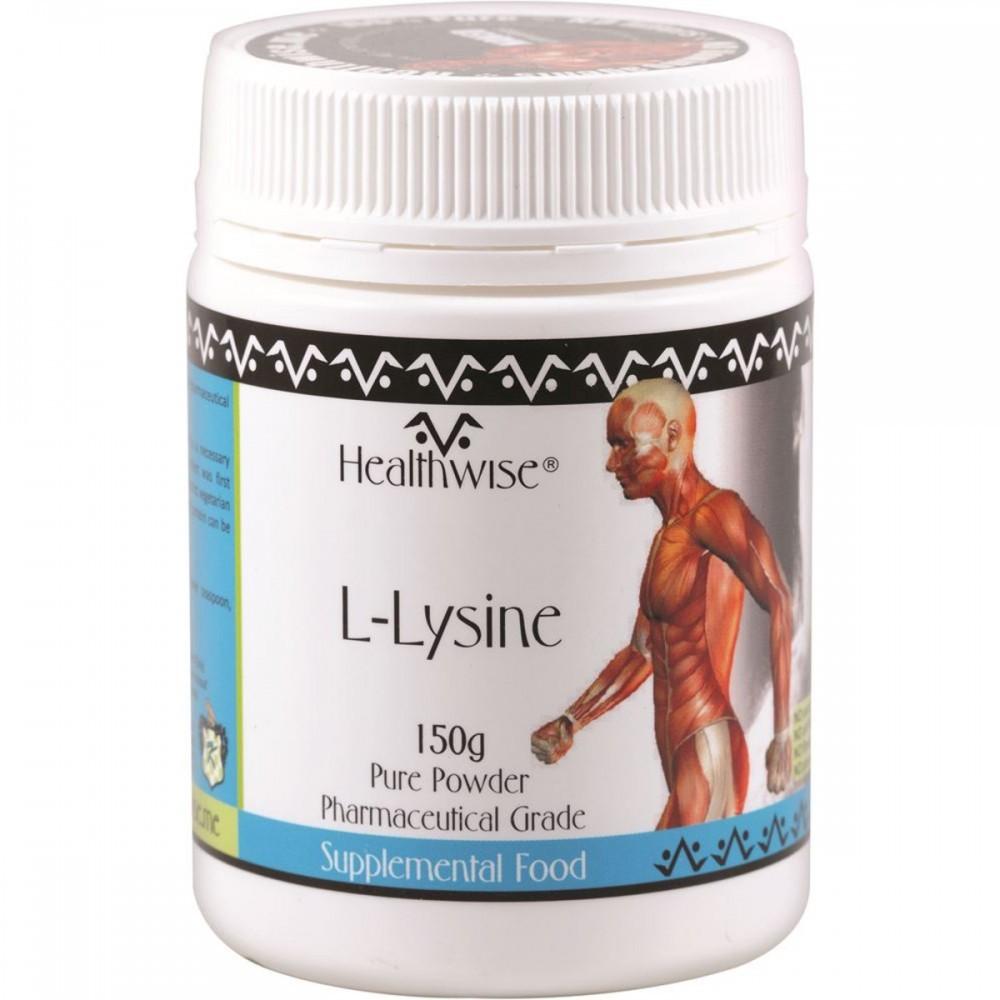 HealthWise L-Lysine HCL
