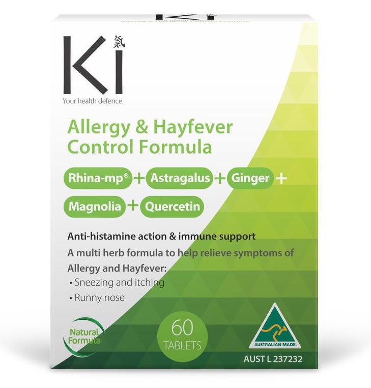 Ki Allergy & Hayfever Control Formula