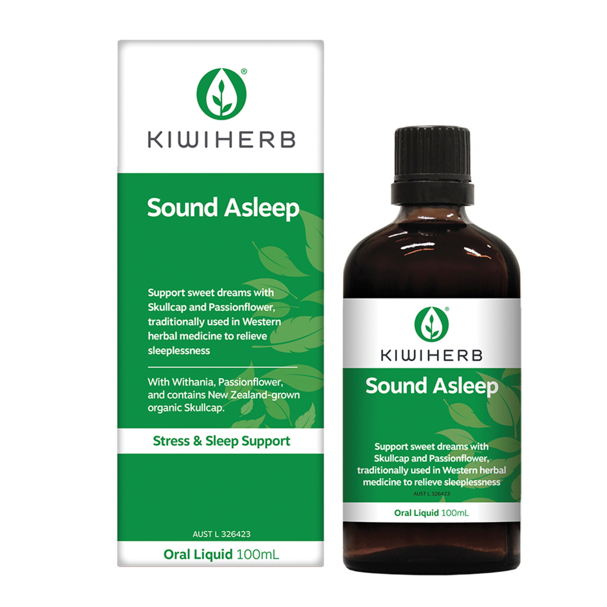 KiwiHerb Sound Asleep