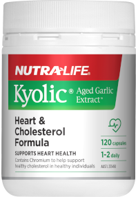 Nutra Life Kyolic Aged Garlic Extract | High Potency