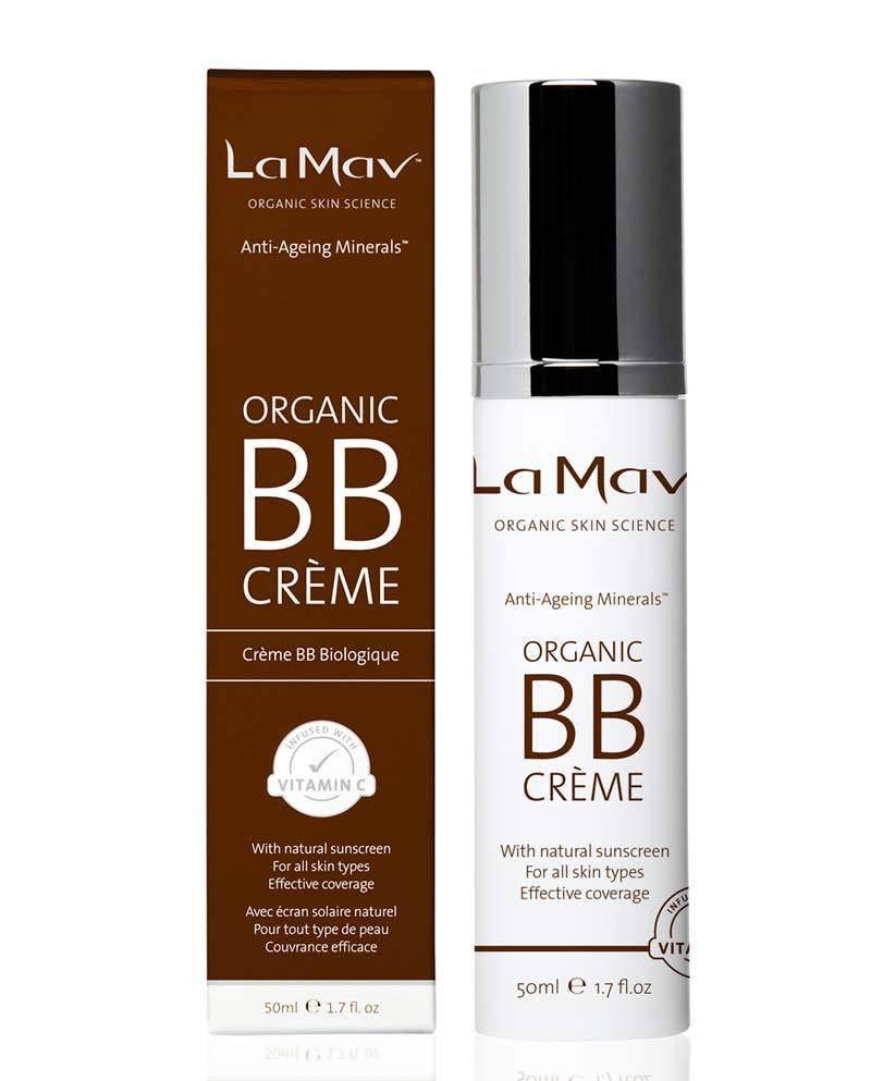 La Mav Organic BB Creme