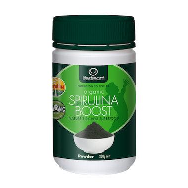 Lifestream Spirulina Powder - Certified Organic