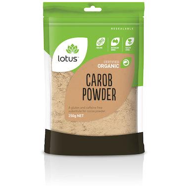Carob Powder Organic 250g