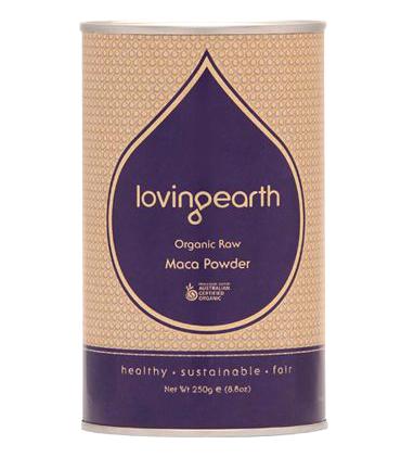 Loving Earth Maca Powder Organic