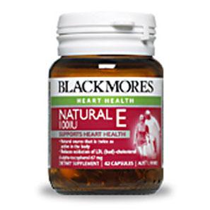 Vitamin E (Natural E 100IU)