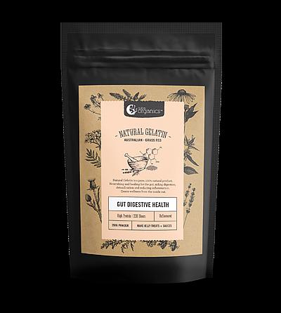 Nutra Organics Natural Gelatin - Pure Gelatin
