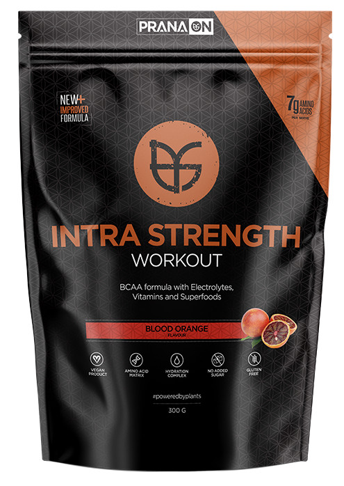 PRANA ON Intra Strength BCAA - Blood Orange