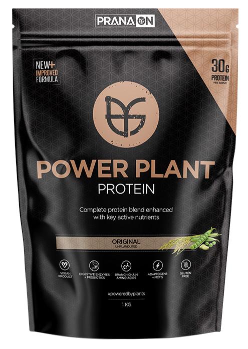 PRANA ON Power Plant Protein - Original / Natural