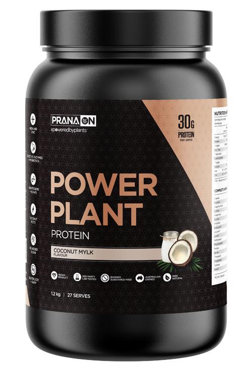 PRANA ON Power Plant Protein - Rich Chocolate