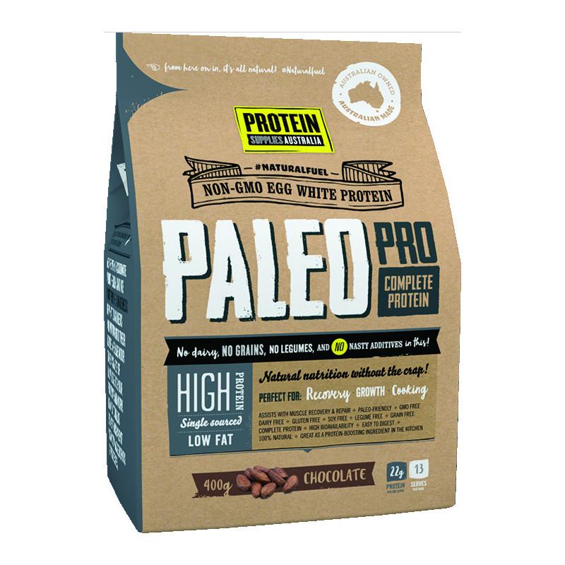 Paleo Pro Chocolate - Egg White Protein - Chocolate