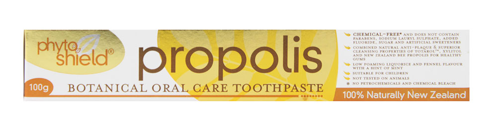 Phytoshield Toothpaste - Propolis