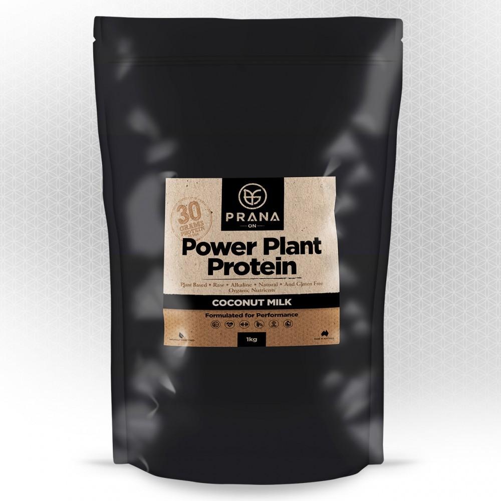 PRANA ON Power Plant Protein - Coconut Milk