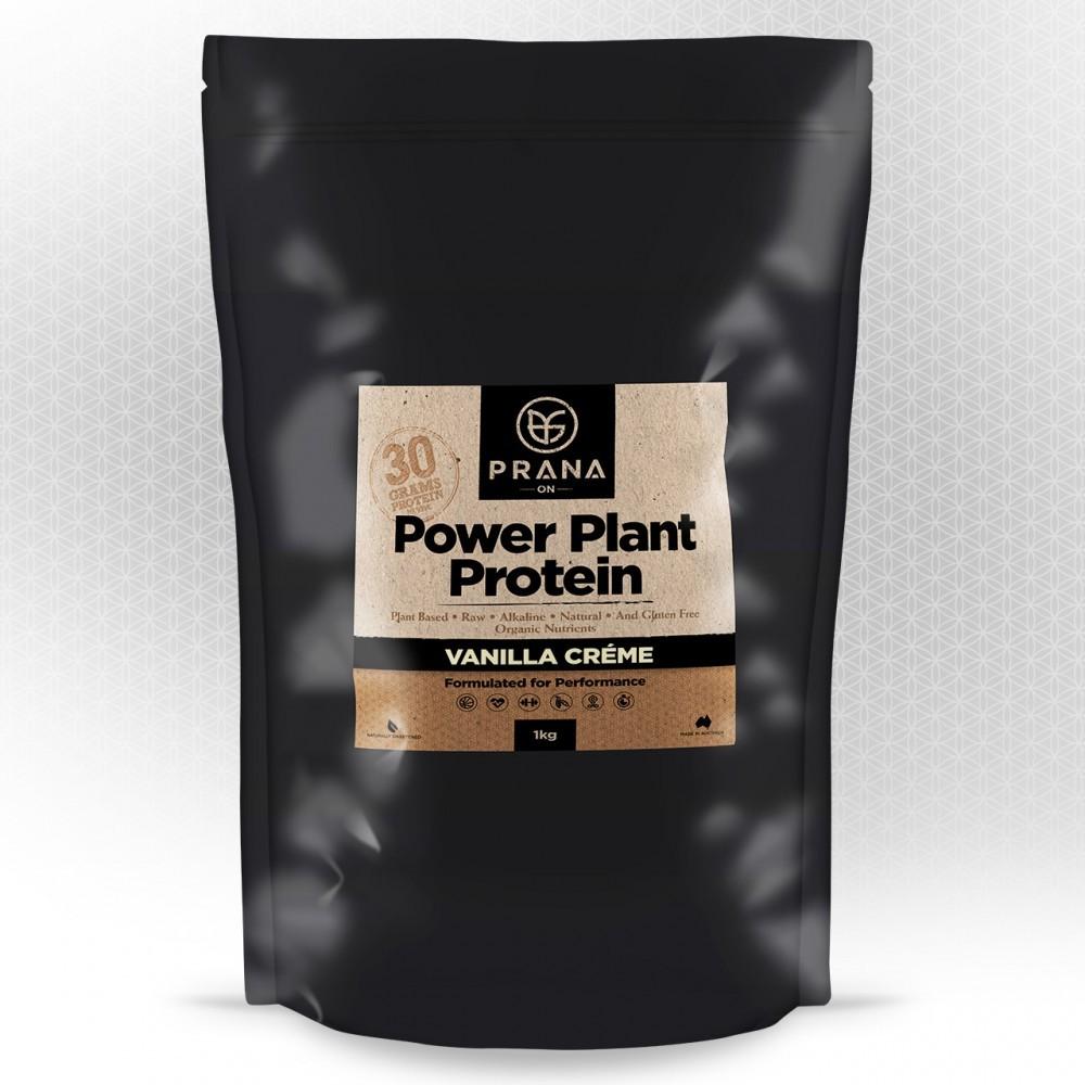 PRANA ON Power Plant Protein - Vanilla Creme