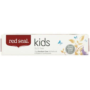 Red Seal Kids Natural SLS Free Toothpaste