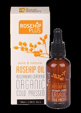 RosehipPLUS Rosehip Oil - Australian Certified Organic