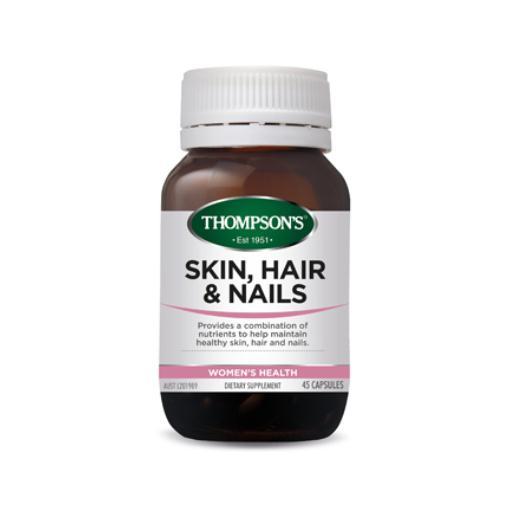 Thompson's Skin Hair & Nails
