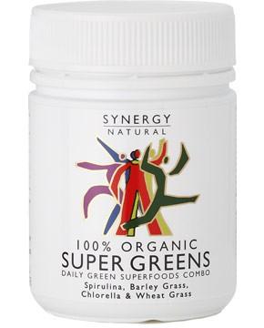 Synergy Super Greens Powder :: Organic