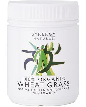 Synergy Organic Wheatgrass Powder