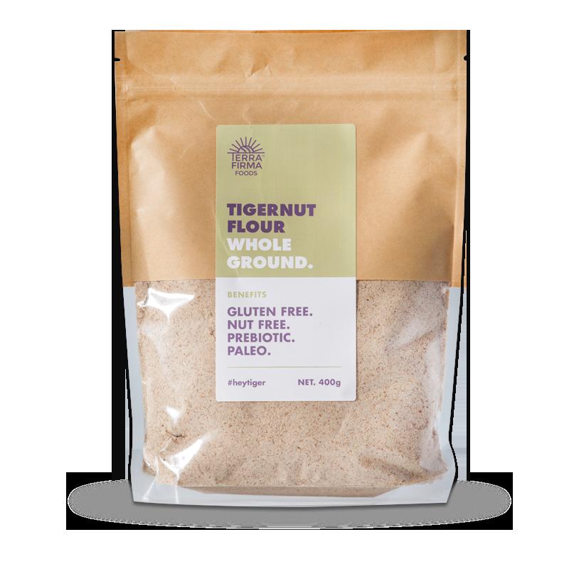 Tigernut Flour - Whole Ground