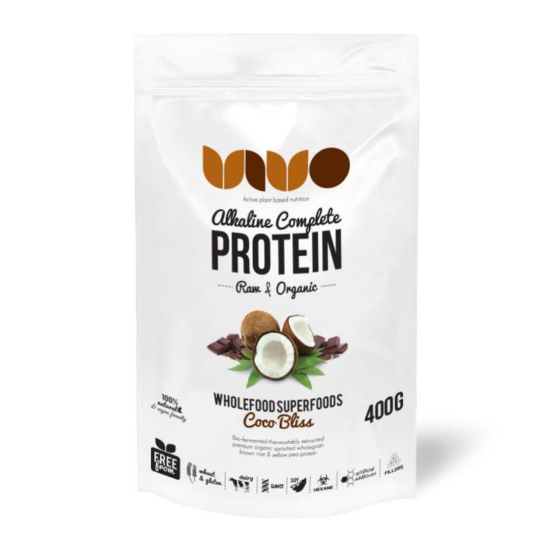 Vivo Alkaline Complete Protein - Coco Bliss