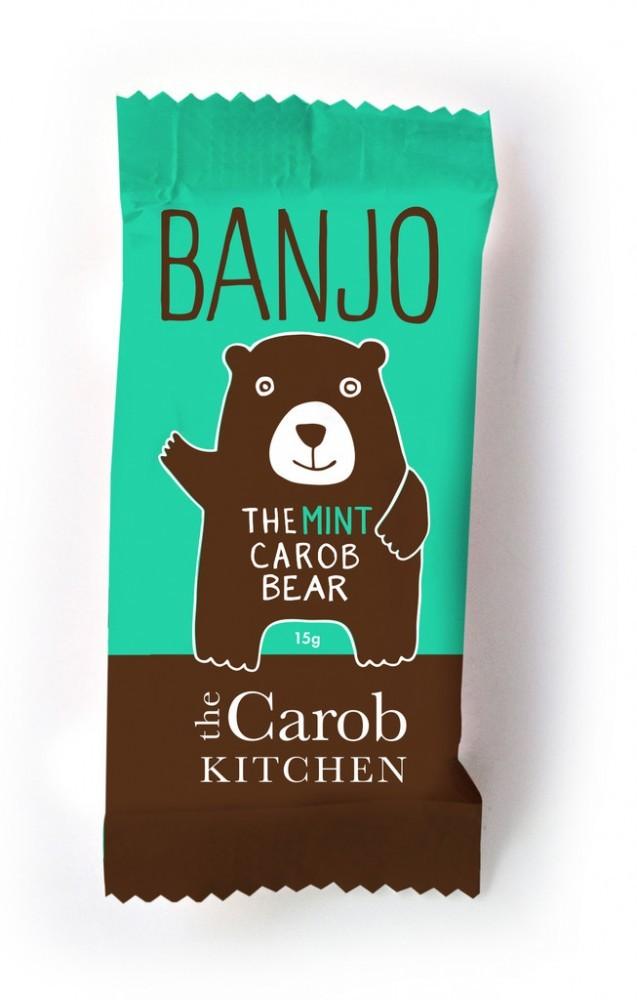 Banjo The Mint Carob Bear - Milk Bar Snack