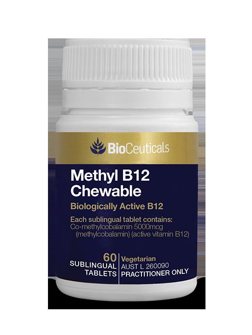 BioCeuticals Methyl B12 Chewable